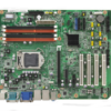 ATX motherboard with 2x PCI, 1x PCIex16 (On 3-slot Riser) expansion slots and 2nd Gen Core i-series processor with Intel Q67 chipset