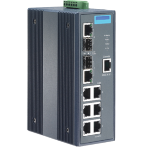ETH347 6Gx+2 Combo Managed Ethernet Switch with Class I, Div 2-0