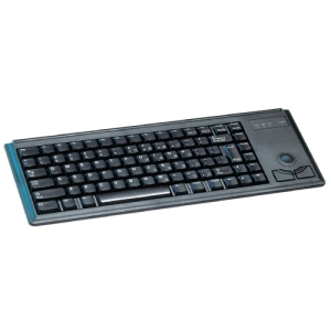PER187 Compact Keyboard with Trackball-0