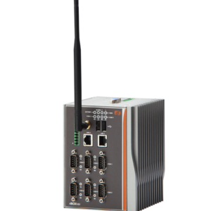 EBX279 Wide Temperature Fanless Embedded System with 6x COM and 1x DIO-921