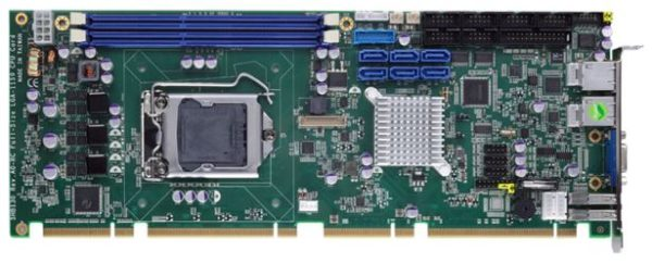 Single board computer with 4th Gen Core i-series processor and Intel Q87 chipset