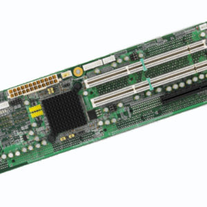 6-slot Butterfly BP with 2 PCIex8, 3PCI