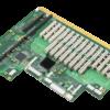 Backplane with 8x PCI-X (64/66), 8x PCI (32/33), 1x PCIex16