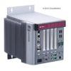 F213-4 Fanless Embedded System Front View