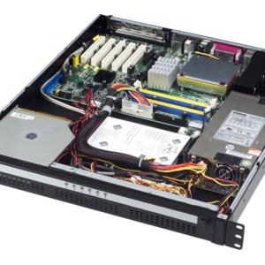R114-1 1U 6th Gen Core i7, i5, i3 with 1x PCIex16, M.2-2409