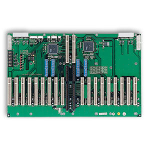 Backplane with 18x PCI; 1x ISA expansion slots