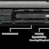"LAP135 13"" 6th Gen Core i7, i5 Fully Rugged Laptop-1200"