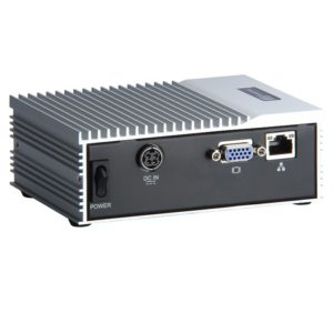 EBX151 Compact Fanless Embedded System with 2x COM-901