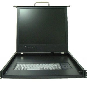 PER193 Rackmount Keyboard Console with Touchpad-756