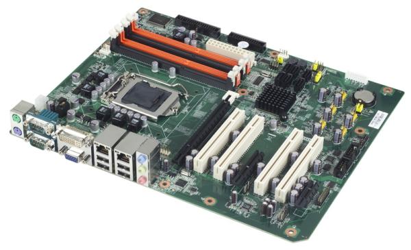 RAC396-A 1U Core i5, i3 with 1x PCI-1705